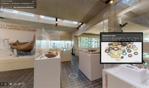 Exposition Sénons virtuelle